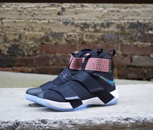 """19c4a433ba48 Nike Lebron Soldier 10 """"UNLIMITED"""""""